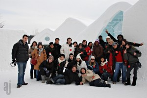 Iko! Excursions at the Ice Hotel